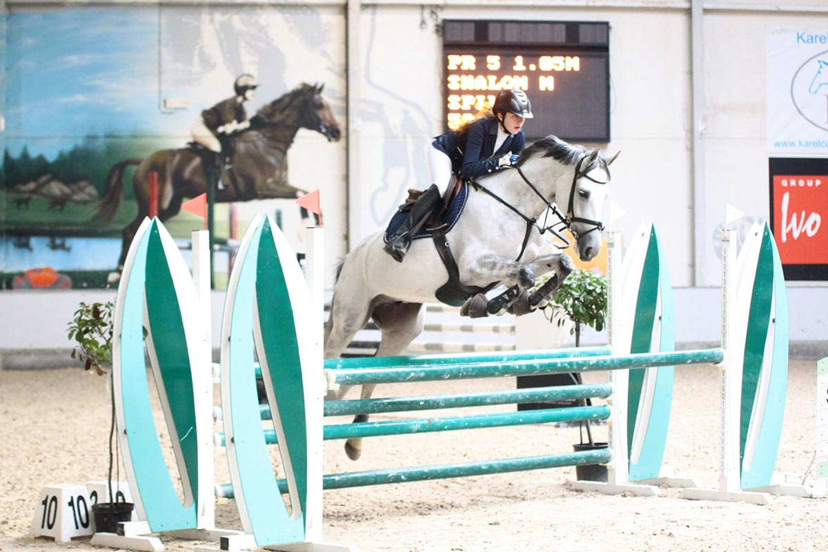 Show-Jumping-In-The-Netherlands